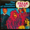 THE MOTHERS OF INVENTION / FREAK OUT! 【2LP】 新品 ドイツ盤 Zappa Records 180g VINYLE