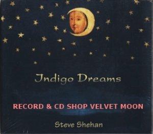 スティーヴ・シェハン:STEVE SHEHAN / INDIGO DREAMS 【CD】 新品 フランス盤 ORG. デジパック仕様
