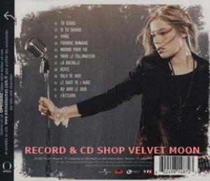 エマ・ドマス:EMMA DAUMAS / LE SAUT DE L'ANGE【CD】 フランス盤 POLYDOR