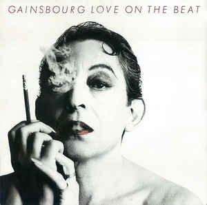 セルジュ・ゲンスブール:SERGE GAINSBOURG / LOVE ON THE BEAT 【LP】 フランス盤 PHILIPS