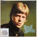 DAVID BOWIE / DAVID BOWIE 【2LP】新品 ヨーロッパ盤 再発盤 DERAM 180g リマスター