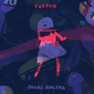 フアナ・モリーナ:JUANA MOLINA / FORFUN 【10inch】 新品  ベルギー盤  Crammed Discs