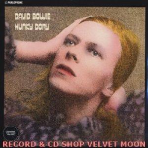 デヴィッド・ボウイ:DAVID BOWIE / HUNKY DORY 【LP】新品 ヨーロッパ盤 再発盤 PARLOPHONE 180g リマスター