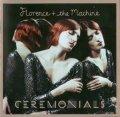 FLORENCE + THE MACHINE / CEREMONIALS 【2LP】 新品 ヨーロッパ盤 ISLAND
