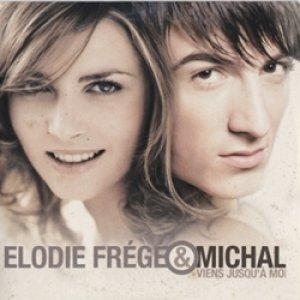 エロディー・フレジェ & ミカル:ELODIE FREGE & MICHAL / VIENS JUSQU'A MOI【CD SINGLE】 フランス盤 MERCURY