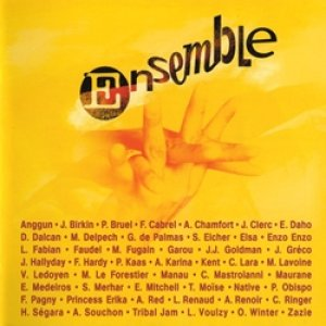 V.A. ENSEMBLE / ENSEMBLE 【CD】 フランス盤 V2 SIDACTION