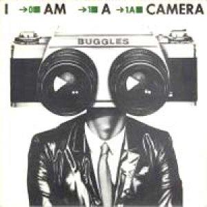 バグルス:BUGGLES / I AM A CAMERA 【7inch】 フランス盤 CARRERE