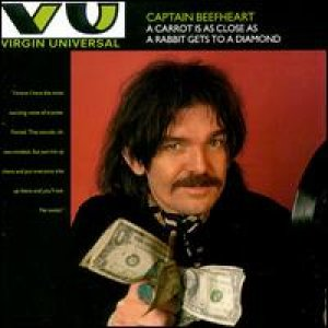 CAPTAIN BEEFHEART/A CARROT IS AS CLOSE AS A RABBIT GETS TO A DIAMOND 【CD】 新品 UK VIRGIN