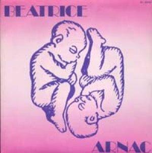 BEATRICE ARNAC / LE BRUIT ET LE BRUIT 【7inch】 FRANCE盤 SARAVAH ORG.