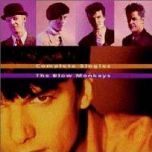 ブロウモンキーズ:THE BLOW MONKEYS/COMPLETE SINGLES 【CD】 日本盤オンリーのベスト盤