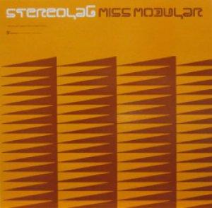 画像1: STEREOLAB/MISS MODULAR 【CDS】 新品 UK DUOPHONIC