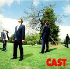 CAST / FLYING 【7inch】 UK POLYDOR