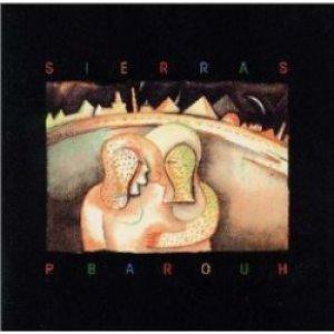 ピエール・バルー:PIERRE BAROUH / SIERRAS 【CD】 FRANCE盤 SARAVAH