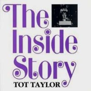 TOT TAYLOR / THE INSIDE STORY 【CD】 UK盤 LONDON POPULAR ARTS