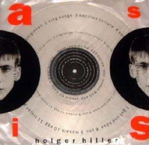 ホルガー・ヒラー:HOLGER HILLER / AS IS 【LP】 UK MUTE LTD.CLEAR VINYL