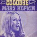 MARY HOPKIN / GOOD BYE 【7inch】 FRANCE APPLE