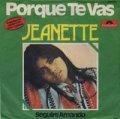 O.S.T. / カラスの飼育:PORQUE TE VAS 【7inch】 ジャネット:JEANETTE