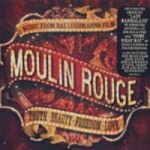 O.S.T./ムーラン・ルージュ:MOULIN ROUGE  【CD】 ニコール・キッドマン ユアン・マクレガー