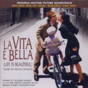 O.S.T./ライフ・イズ・ビューティフル:LA VITA E BELLA 【CD】 イタリア盤 ニコラ・ピオヴァーニ:NICOLA PIOVANI