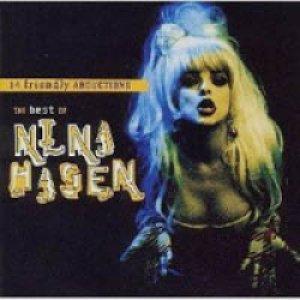 ニナ・ハーゲン:NINA HAGEN/THE BEST OF 【CD】 US盤