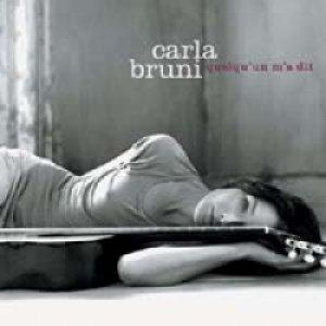画像1: CARLA BRUNI / QUELQU'UN M'A DIT 【CD】 フランス盤