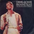 DAVID BOWIE / BREAKING GLASS 【7inch】 UK RCA