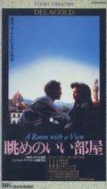 眺めのいい部屋 【VHS】 ジェームズ・アイヴォリー 1987年 ヘレナ・ボナム=カーター ジュリアン・サンズ マギー・スミス