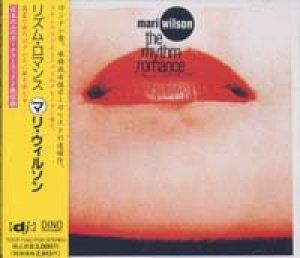 マリ・ウィルソン:MARI WILSON / リズム・ロマンス:THE RHYTHM ROMANCE 【CD】 日本盤 EMI