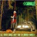 WHALE / ALL DISCO DANCE MUST END IN BROKEN BONES 【CD】 UK HUT