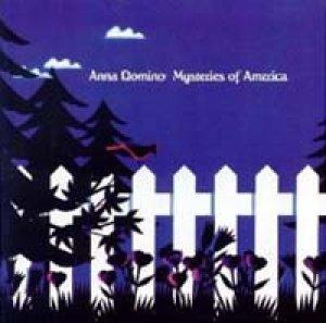 画像1: ANNA DOMINO / MYSTERIES OF AMERICA 【CD】 AUSTRIA盤 ORG.