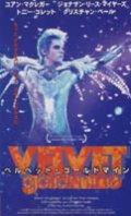 ベルベット・ゴールドマイン 【VHS】 トッド・ヘインズ 1998年 ユアン・マクレガー ジョナサン・リース・マイヤーズ トニ・コレット クリスチャン・ベイル