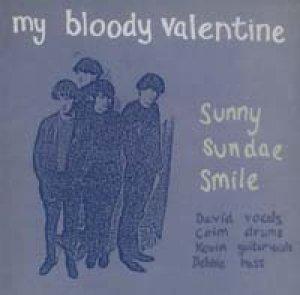 画像1: MY BLOODY VALENTINE/SUNNY SUNDAE SMILE 【7inch】 再発盤 新品