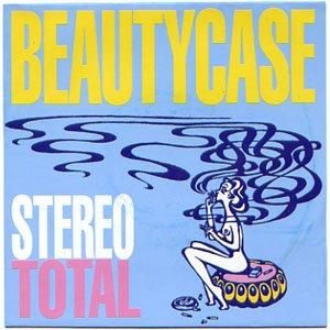 ステレオ・トータル:STEREO TOTAL / BEAUTYCASE  【7inch】 ドイツ盤 BUNGALOW 新品
