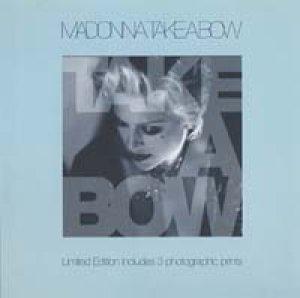 画像1: マドンナ:MADONNA / TAKE A BOW 【CD SINGLE + 3 PHOTO】 LTD. FRANCE MAVERICK