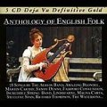 V.A./ANTHOLOGY OF ENGLISH FOLK 【5CD】 LTD. ITALIA