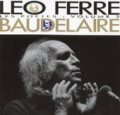 LEO FERRE/CHANTE BAUDELAIRE 【CD】 FRANCE BARCLAY