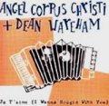 ANGEL CORPUS CHRISTI + DEAN WAREHAM / JE T'AIME (I WANNA BOOGIE WITH YOU) 【7inch】 SPAIN盤