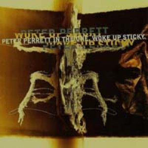 PETER PERRETT IN THE ONE / WOKE UP STICKY 【CD SINGLE】 UK ORG.