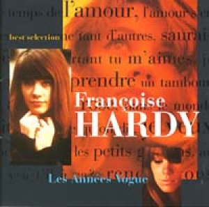画像1: FRANCOISE HARDY/LES ANNEES VOGUE 【CD】