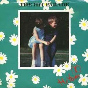 HIT PARADE/HITOMI 【7inch】 US盤