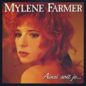 画像1: MYLENE FARMER/AINSI SOIT JE... 【7inch】 FRANCE ORG.
