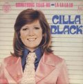 CILLA BLACK / SOMETHING TELLS ME 【7inch】 FRANCE DJM