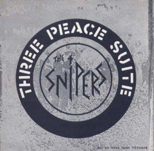 画像1: THE SNIPERS/THREE PEACE SUITE  【7inch】 UK CRASS ORG.