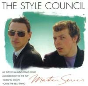スタイル・カウンシル:THE STYLE COUNCIL/MASTER SERIES 【CD】 ヨーロッパ盤 POLYDOR DIGITALLY REMASTERED