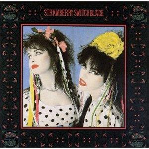 ストロベリー・スウィッチブレイド:STRAWBERRY SWITCHBLADE / ふたりのイエスタディ 【CD】 日本盤