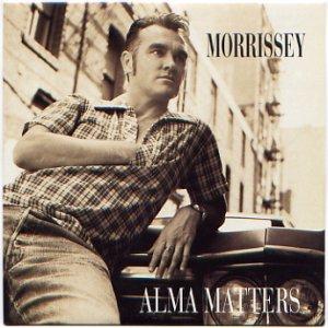 画像1: MORRISSEY/ALMA MATTERS 【7inch】