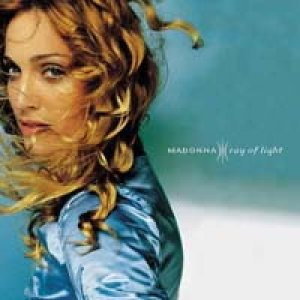 マドンナ:MADONNA / レイ・オブ・ライト:RAY OF LIGHT 【CD】 日本盤 WARNER