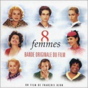 O.S.T./8人の女たち:8 FEMMES 【CD】 ドイツ盤