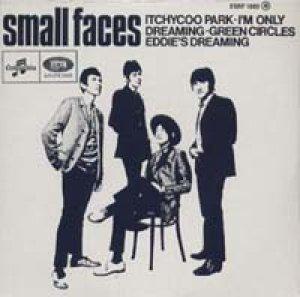 スモール・フェイセス:THE SMALL FACES / ITCHYCOO PARK 【CDS】 新品 フランス盤 限定紙ジャケ