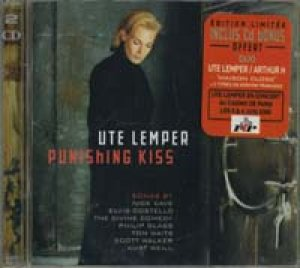 画像1: UTE LEMPER/PUNISHING KISS 【2CD】 フランス盤 UNIVERSAL